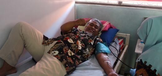 Donor Darah MTs Negeri 2 Brebes